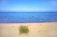 Issyk-Kul lake. Click to enlarge
